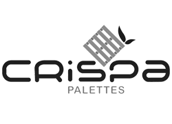 Logo de Crispa Palettes